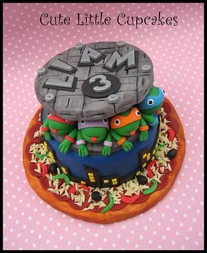 TNT Cake - Cake by Heidi Stone