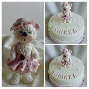 Sarinka - Cake by Anka