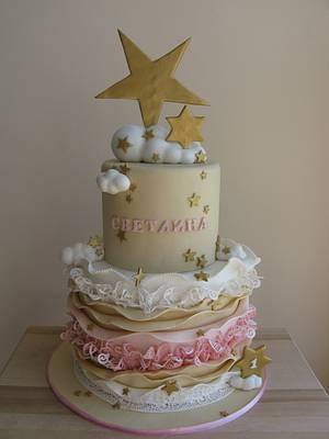 twinkle, twinkle little star... - Cake by Delice