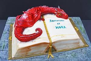 Graduation Cake! - Cake by Seema Acharya