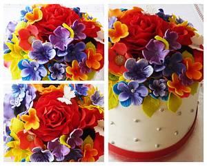 Full Bloom - Cake by MissPiggy