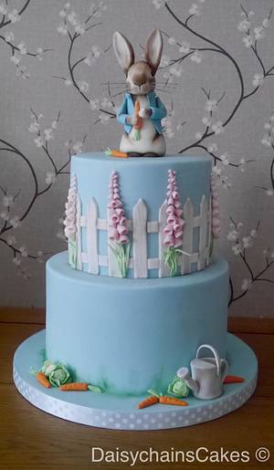Peter Rabbit  - Cake by Daisychain's Cakes