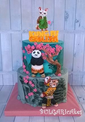 Tree of Wisdom... - Cake by BULGARIcAkes