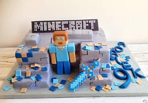 Minecraft - Cake by kili