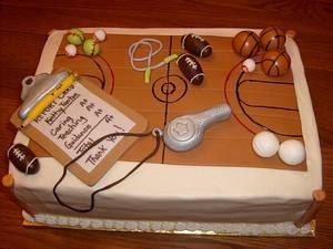 Kathy's Retirement Cake - Cake by Pamela