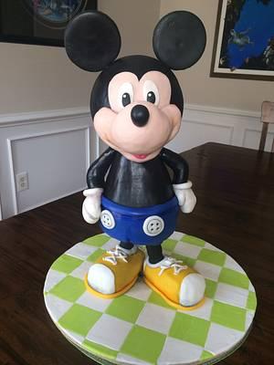 Mickey - Cake by Kim