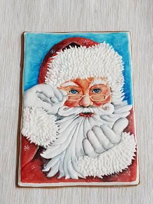 Santa Claus - Cake by Sladky svet