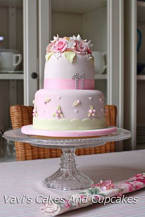 Emily's is 11!  - Cake by Vavijana Velkov
