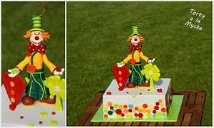 happy clown - Cake by Myska
