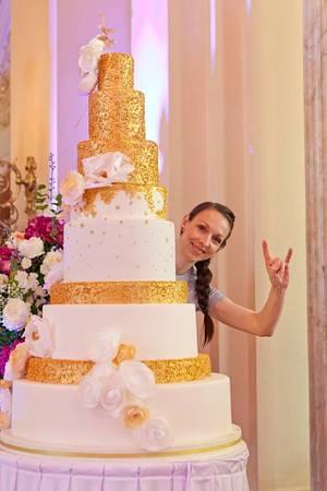 Stairway to heaven cake - Cake by PunkRockCakes