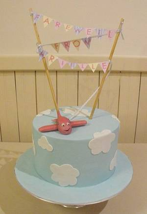 Farewell Cake - Cake by Esther Scott