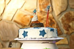 The Eagle has landed - Cake by A Dash of Magic