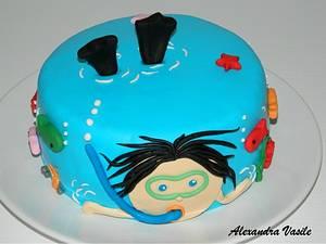 Summer cake - Cake by alexandravasile