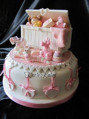Toy Box Cake - Cake by Kerry Rowe