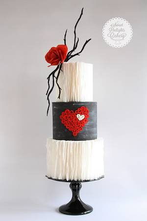 Passion! - Cake by Sweet Delights Cakery
