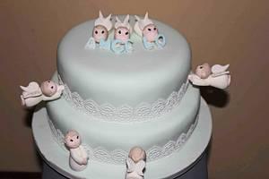Sweet Angel - Cake by Susan Silva