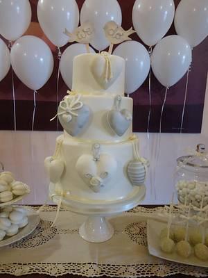 my wedding cake - Cake by Diletta Contaldo