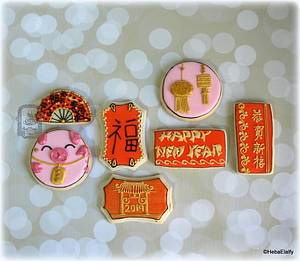Chinese New Year 2019 - Cake by Sweet Dreams by Heba