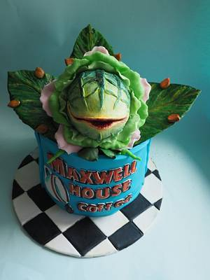 Audrey2 - Cake by Helene Magpie
