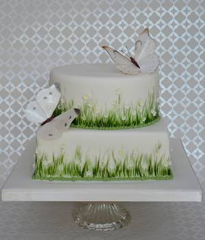 The Meadow - Cake by The Sweet Suite