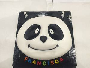 Panda Channel Cake - Cake by ladygourmet