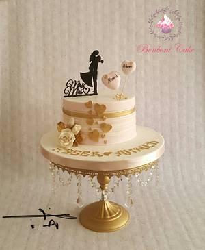 Heart  - Cake by mona ghobara/Bonboni Cake