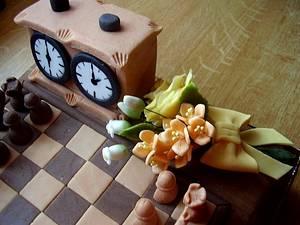 Chess - Cake by Stániny dorty