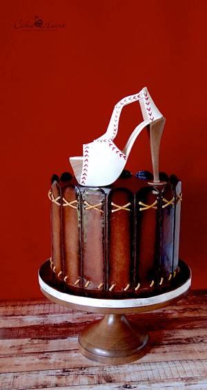 Softball hottie ;) - Cake by Cake Heart