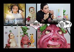 The Caketastics Collaboration - Cake by daniela cabrera