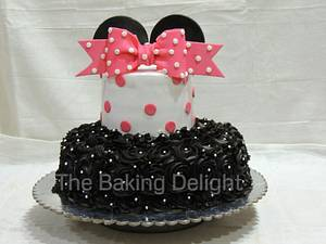 Princess day special - Cake by Thebakingdelight