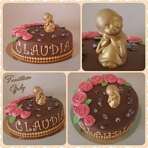 Boeddha cake  - Cake by Gaabykuh