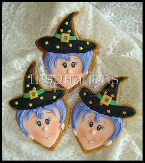 Inspirationn's Spooky cookies - Cake by Inspiration by Carmen Urbano