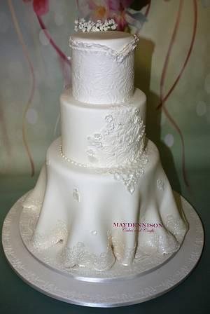 Princess Grace - Cake by Louise Neagle